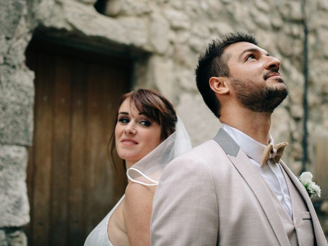 Le mariage de Jérome et Alexandra à Montélimar, Drôme 42