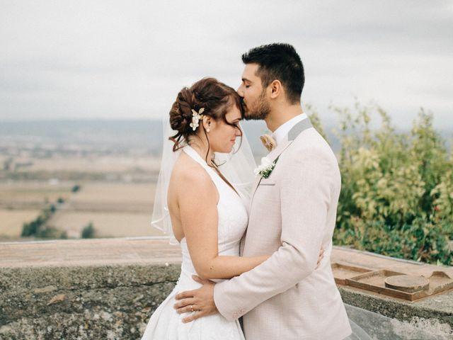 Le mariage de Jérome et Alexandra à Montélimar, Drôme 44