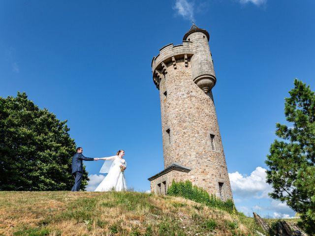 Le mariage de Jérémie et Mélanie à Masseret, Corrèze 6