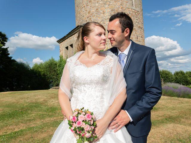 Le mariage de Jérémie et Mélanie à Masseret, Corrèze 7