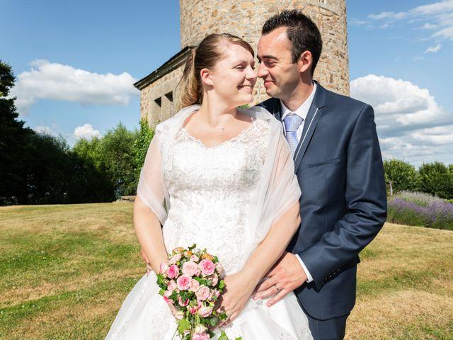 Le mariage de Jérémie et Mélanie à Masseret, Corrèze 8
