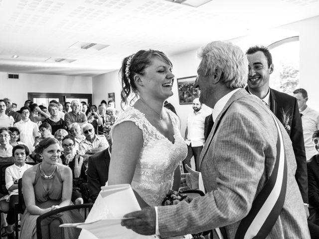 Le mariage de Jérémie et Mélanie à Masseret, Corrèze 19