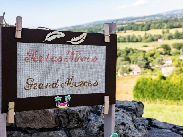Le mariage de Jérémie et Mélanie à Masseret, Corrèze 23