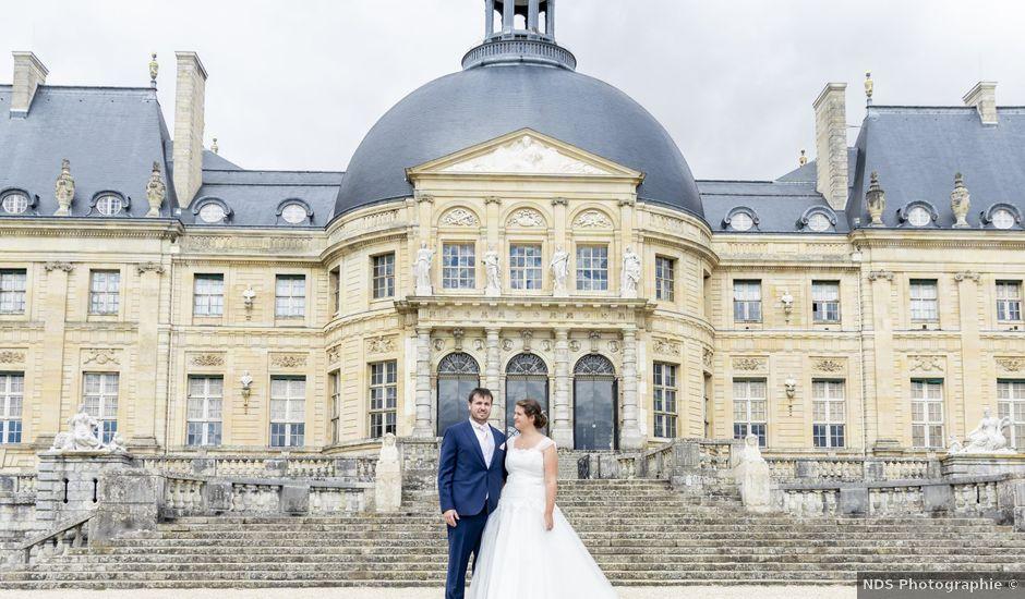 Le mariage de Jérémy et Emmélie à Maincy, Seine-et-Marne