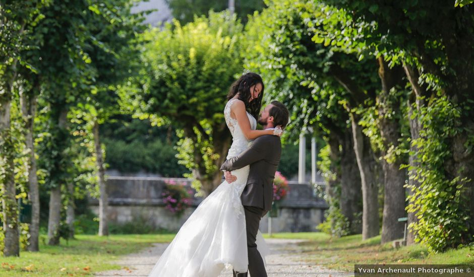 Le mariage de Jérémy et Murielle à Cravant, Yonne