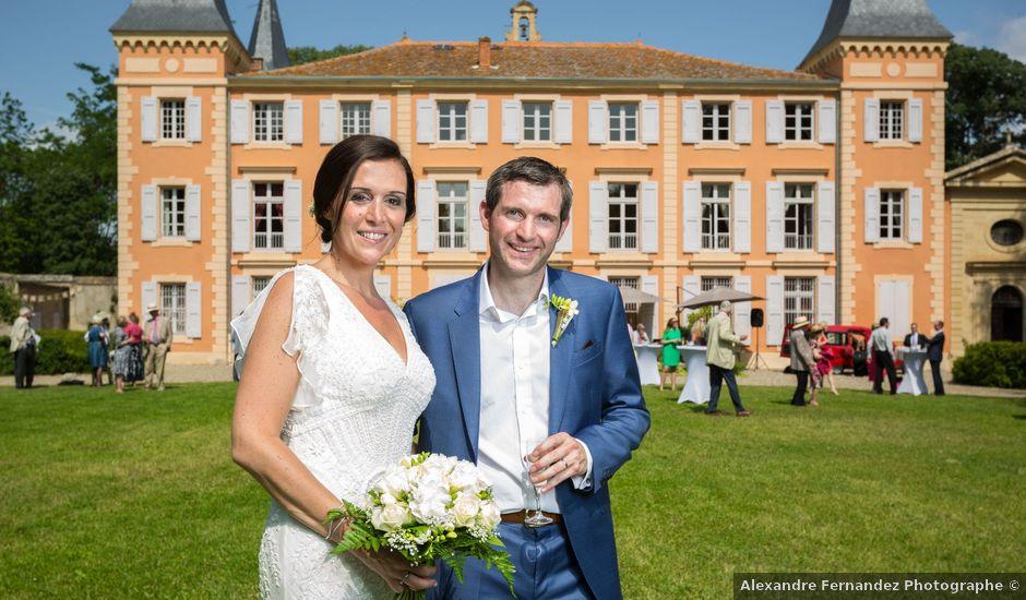 Le mariage de Jeremy et Theresa à Pézenas, Hérault