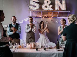 Le mariage de Sabrina et Nicolas