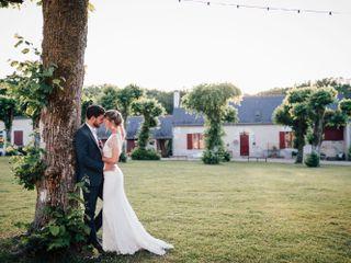 Le mariage de Roxane et Théo