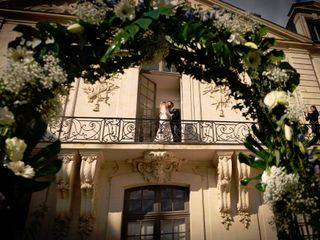 Le mariage de Magdalena et Alan