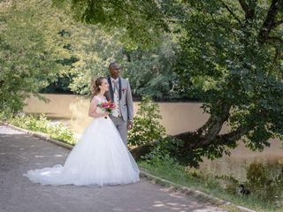 Le mariage de Elodie et Ousmane