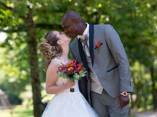 Le mariage de Elodie et Ousmane 3