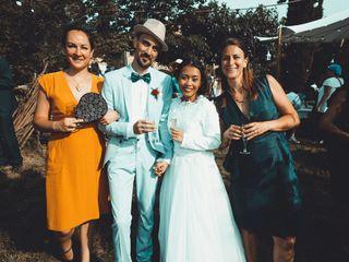 Le mariage de Nur et Julien 1