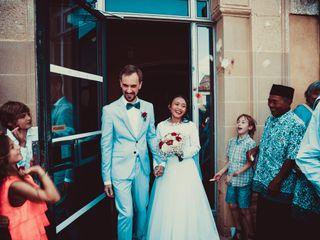 Le mariage de Nur et Julien