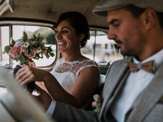 Le mariage de Nicolas et Sabrina à Plouégat-Moysan, Finistère 6