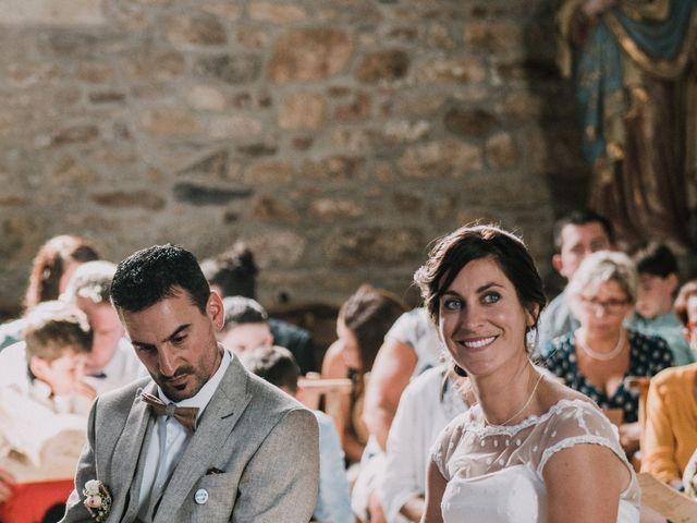 Le mariage de Nicolas et Sabrina à Plouégat-Moysan, Finistère 17