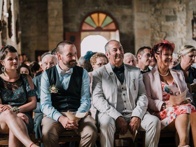 Le mariage de Nicolas et Sabrina à Plouégat-Moysan, Finistère 22