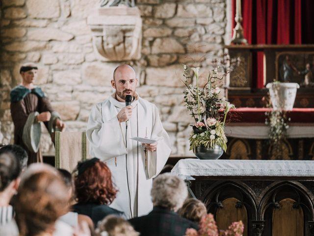 Le mariage de Nicolas et Sabrina à Plouégat-Moysan, Finistère 25