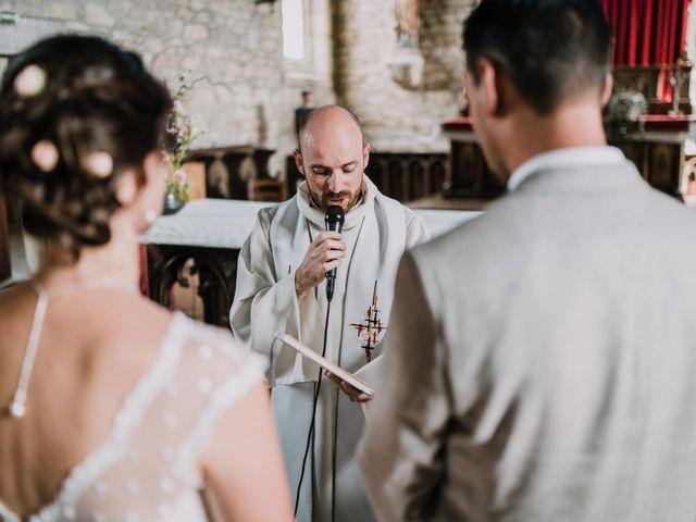 Le mariage de Nicolas et Sabrina à Plouégat-Moysan, Finistère 26