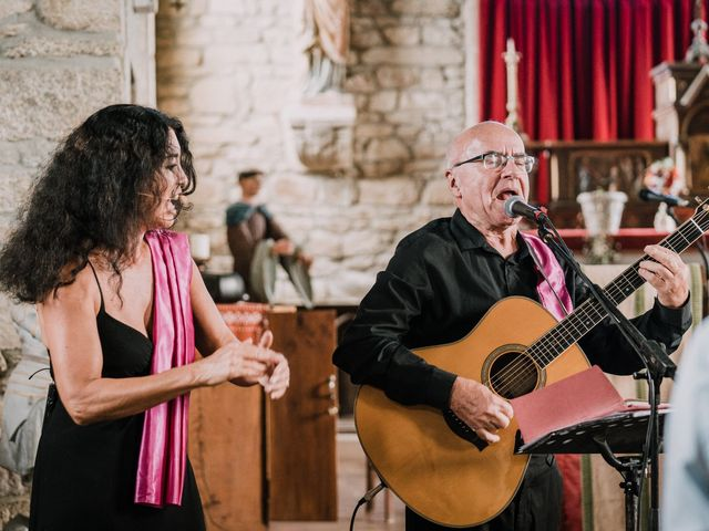 Le mariage de Nicolas et Sabrina à Plouégat-Moysan, Finistère 28