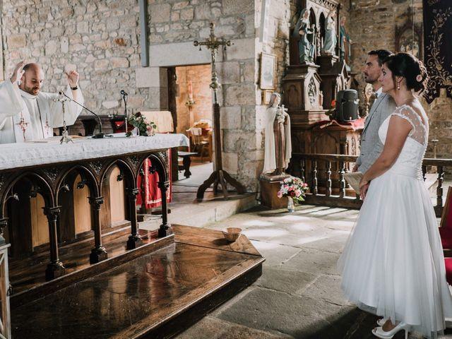 Le mariage de Nicolas et Sabrina à Plouégat-Moysan, Finistère 31