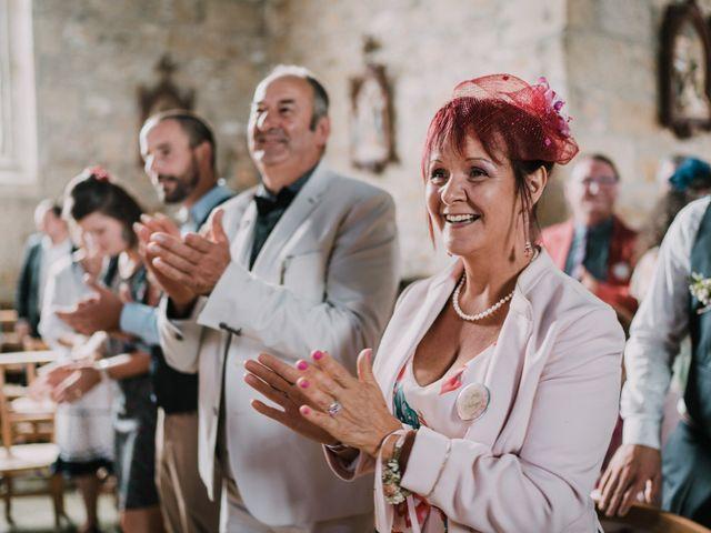 Le mariage de Nicolas et Sabrina à Plouégat-Moysan, Finistère 33