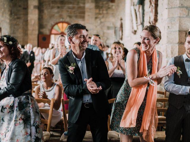 Le mariage de Nicolas et Sabrina à Plouégat-Moysan, Finistère 34