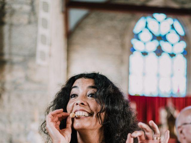 Le mariage de Nicolas et Sabrina à Plouégat-Moysan, Finistère 36