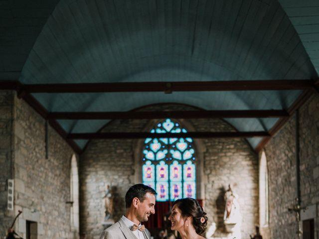 Le mariage de Nicolas et Sabrina à Plouégat-Moysan, Finistère 37
