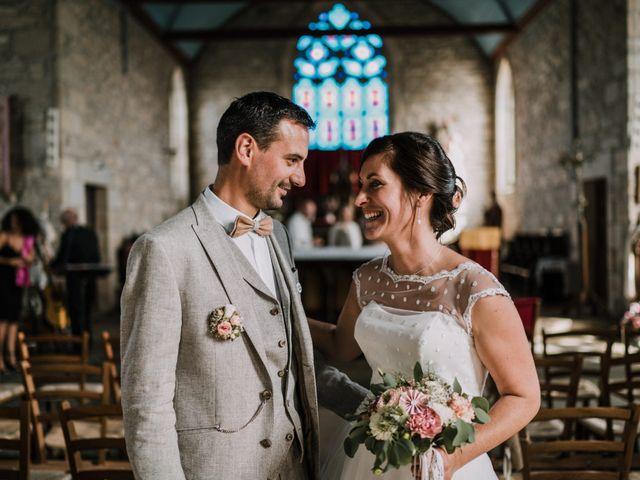 Le mariage de Nicolas et Sabrina à Plouégat-Moysan, Finistère 38