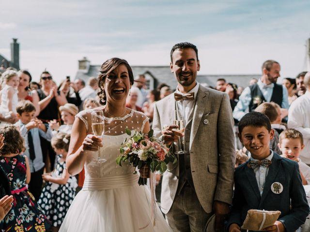 Le mariage de Nicolas et Sabrina à Plouégat-Moysan, Finistère 41