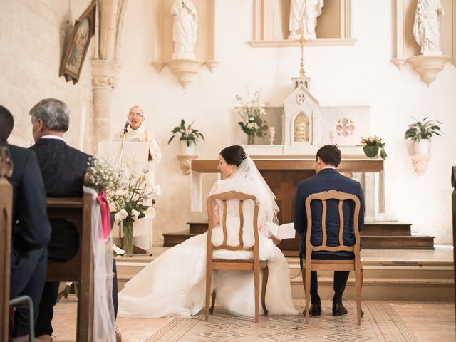 Le mariage de Romain et Elise à Xanton-Chassenon, Vendée 19