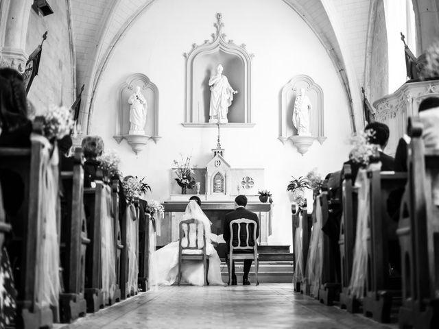 Le mariage de Romain et Elise à Xanton-Chassenon, Vendée 20