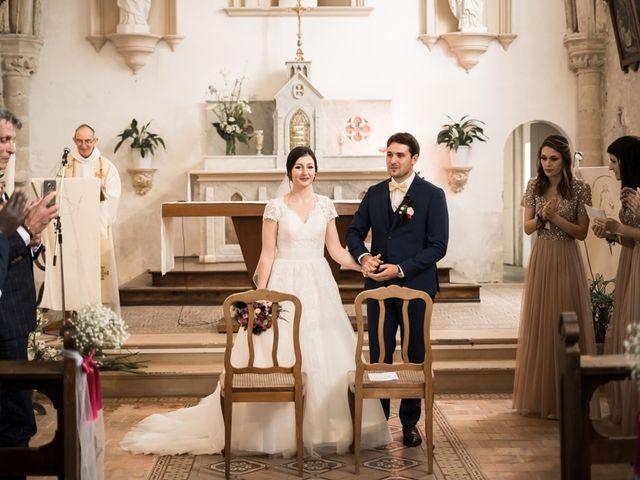 Le mariage de Romain et Elise à Xanton-Chassenon, Vendée 24