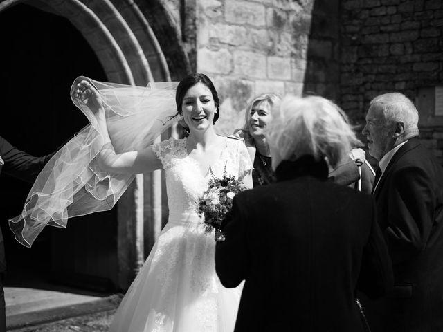 Le mariage de Romain et Elise à Xanton-Chassenon, Vendée 26