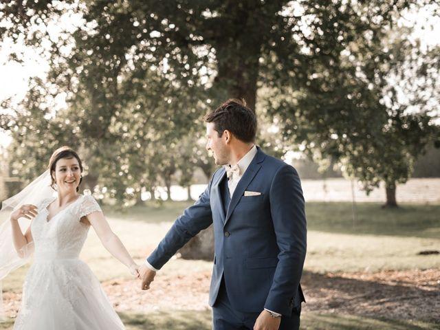 Le mariage de Elise et Romain