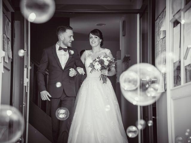 Le mariage de Mélanie et Yoan