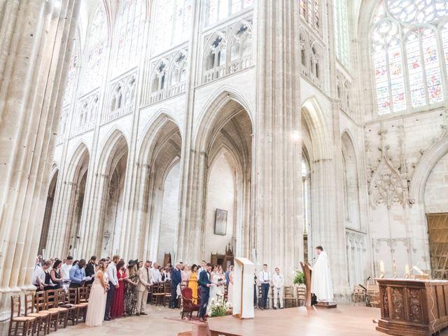 Le mariage de Yoan et Mélanie à Auxerre, Yonne 7