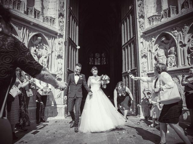 Le mariage de Yoan et Mélanie à Auxerre, Yonne 1
