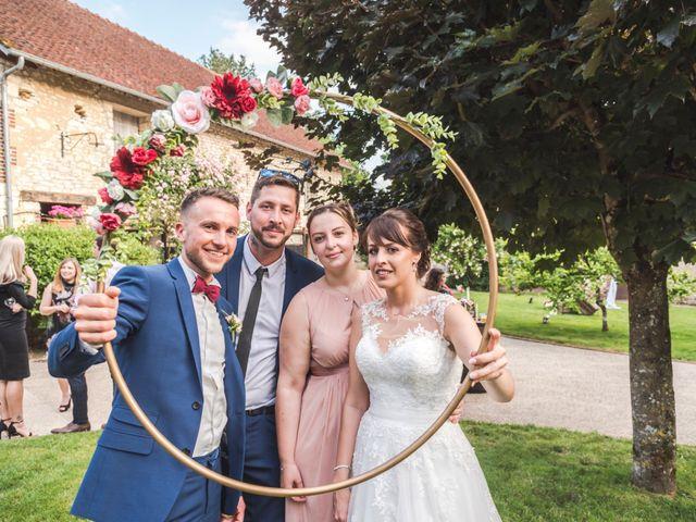 Le mariage de Yoan et Mélanie à Auxerre, Yonne 16