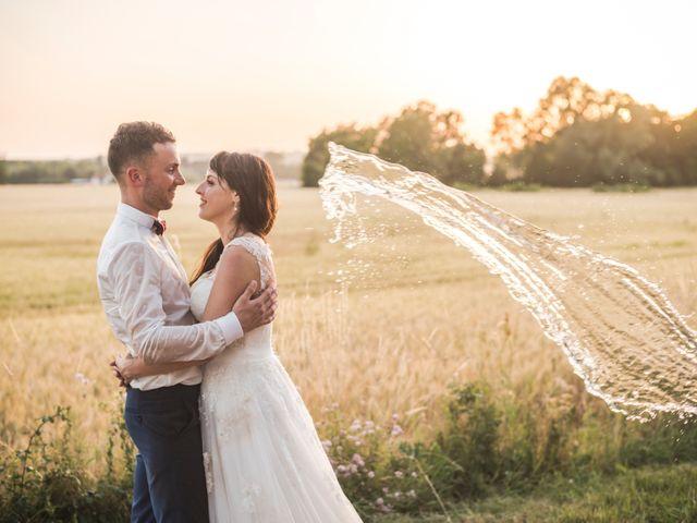 Le mariage de Yoan et Mélanie à Auxerre, Yonne 27
