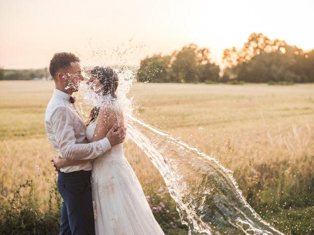 Le mariage de Yoan et Mélanie à Auxerre, Yonne 28