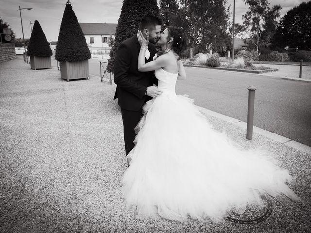 Le mariage de Jeremy et Justine à Châtenoy-le-Royal, Saône et Loire 1