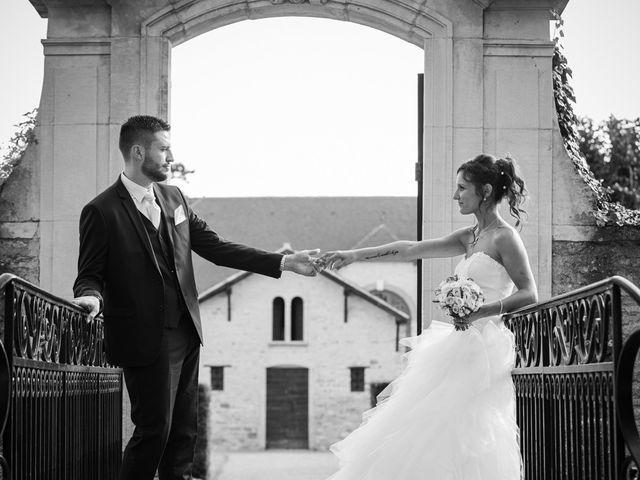 Le mariage de Jeremy et Justine à Châtenoy-le-Royal, Saône et Loire 6