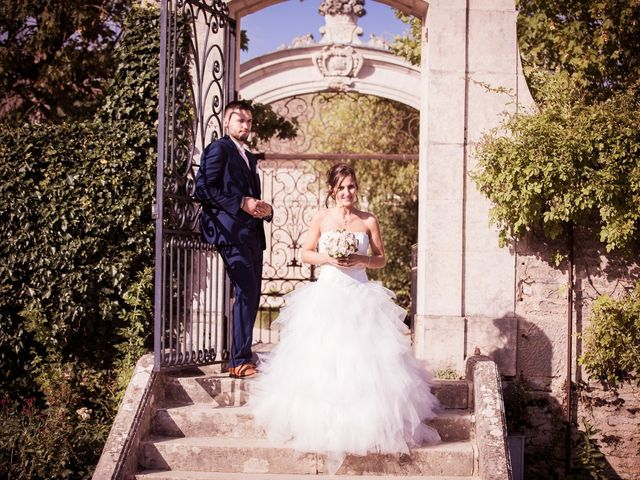 Le mariage de Jeremy et Justine à Châtenoy-le-Royal, Saône et Loire 2