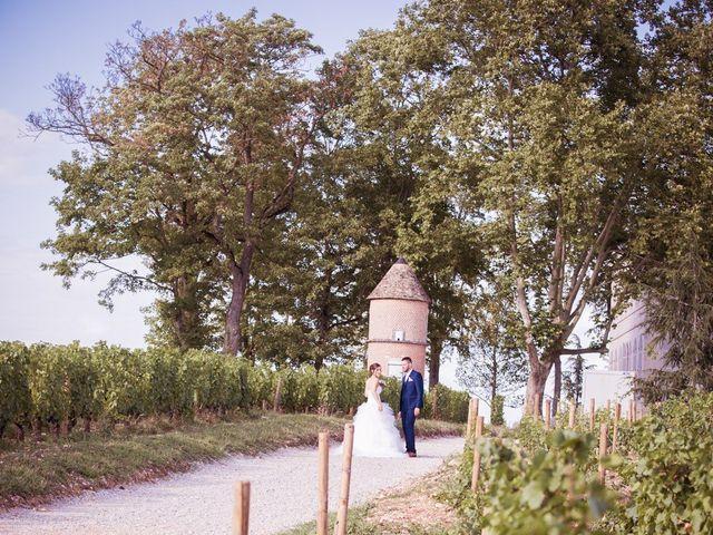 Le mariage de Jeremy et Justine à Châtenoy-le-Royal, Saône et Loire 31