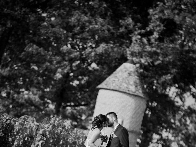 Le mariage de Jeremy et Justine à Châtenoy-le-Royal, Saône et Loire 7