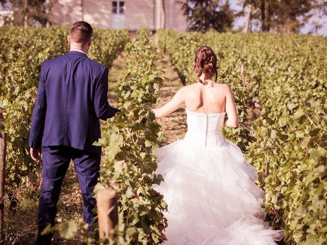 Le mariage de Jeremy et Justine à Châtenoy-le-Royal, Saône et Loire 13