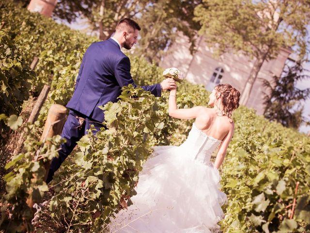 Le mariage de Jeremy et Justine à Châtenoy-le-Royal, Saône et Loire 5