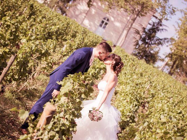 Le mariage de Jeremy et Justine à Châtenoy-le-Royal, Saône et Loire 9