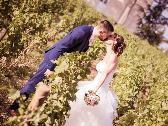 Le mariage de Jeremy et Justine à Châtenoy-le-Royal, Saône et Loire 15